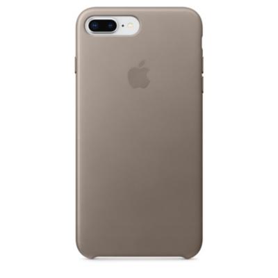 Apple  Original iPhone 8 / 7 Plus Leder Case-Taupe | 0190198496812