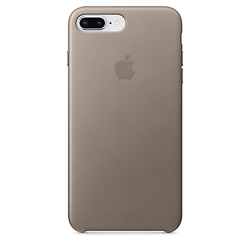 Apple Original iPhone 8 / 7 Plus Leder Case-Taupe