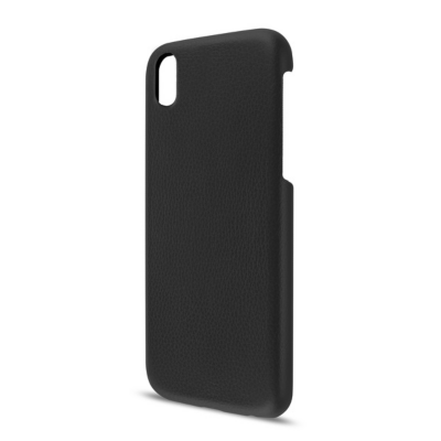 Artwizz  Leather Clip für iPhone X, schwarz | 4260458886571