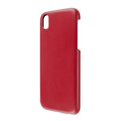 Artwizz  Leather Clip für iPhone X, rot | 4260458886663