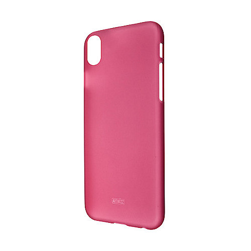 Artwizz Rubber Clip für iPhone 8, berry