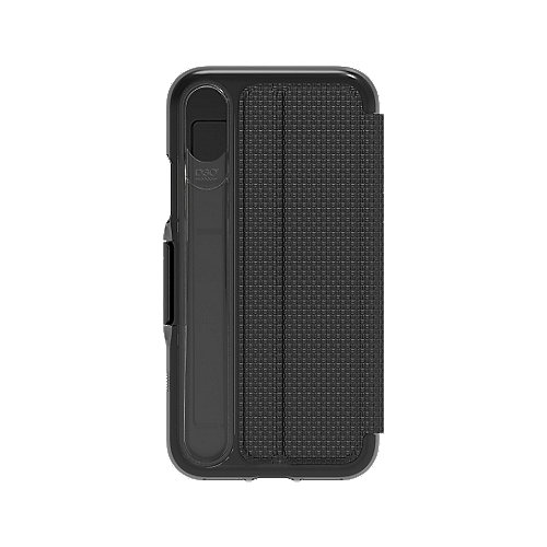 Gear4 Oxford für Apple iPhone X, schwarz