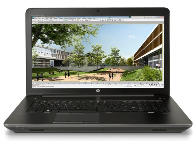 "HP zBook 17 G3 - T7V61ET i7-6700HQ 8GB/1TB 17"" FHD AMD W6150M Win7/10P"