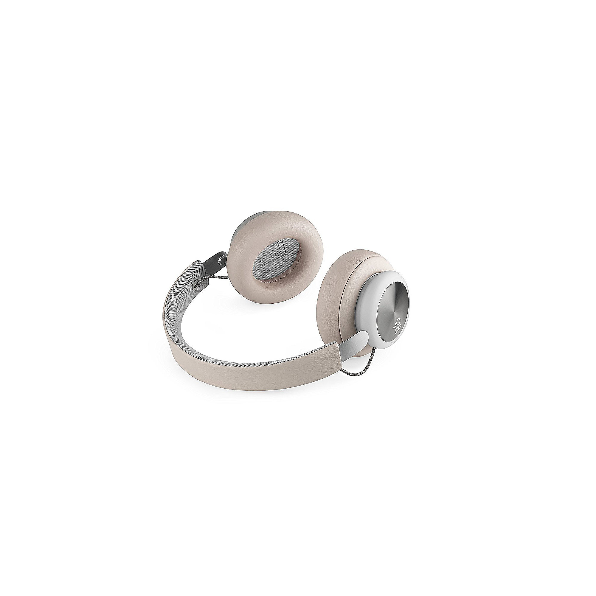 .B&O PLAY BeoPlay H4 Over Ear Bluetooth-Kopfhörer sand-grau