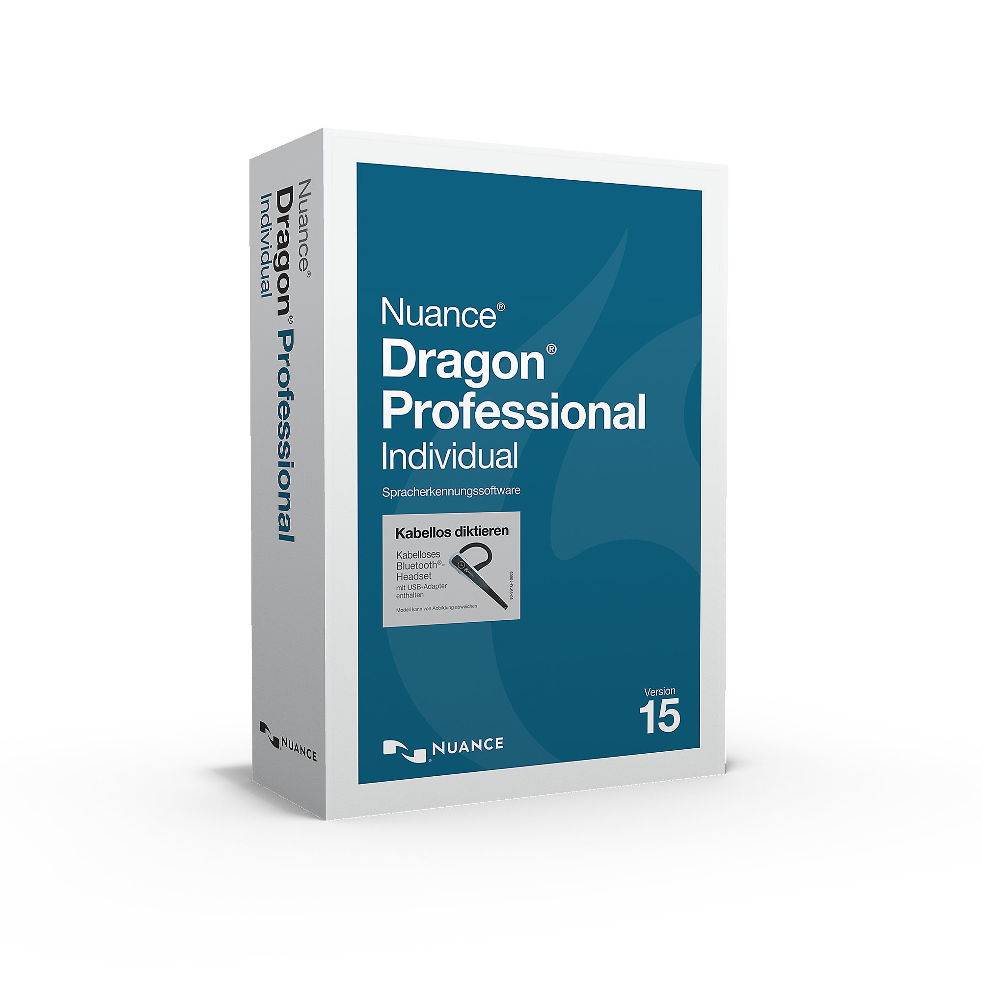 Nuance Dragon Professional Individual Wireless V.15 Box