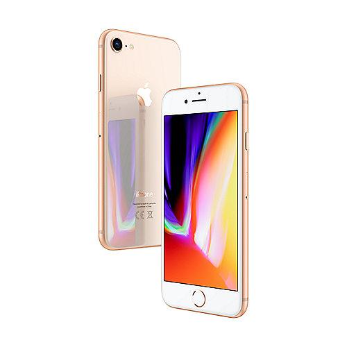 Apple iPhone 8 64 GB Gold MQ6J2ZD A