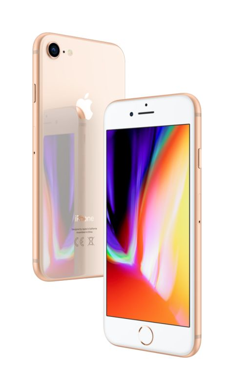 Apple iPhone 8 64 GB Gold MQ6J2ZD/A