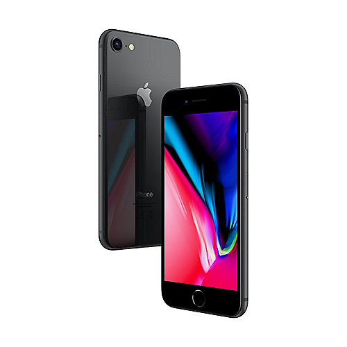Apple iPhone 8 64 GB Space Grau MQ6G2ZD/A