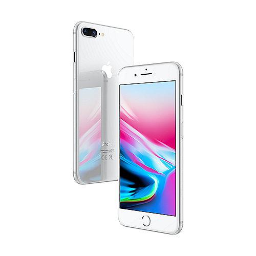 Apple iPhone 8 Plus 256 GB Silber MQ8Q2ZD A