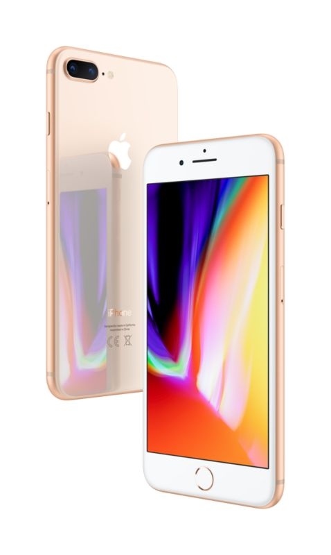 Apple iPhone 8 Plus 64 GB Gold MQ8N2ZD/A