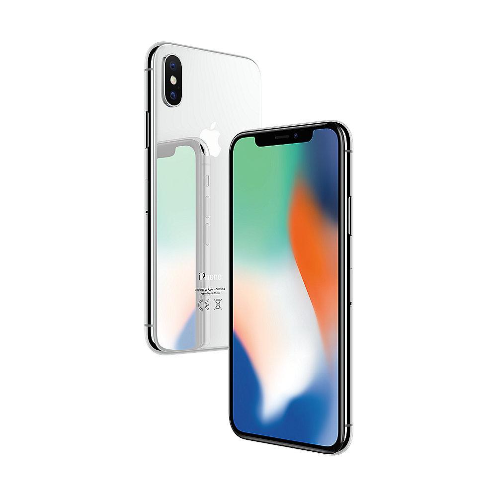 [cyberport.at] Iphone X 64GB silver za 859€ umjesto 900€