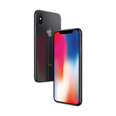 Apple iPhone X 256 GB Space Grau MQAF2ZD A