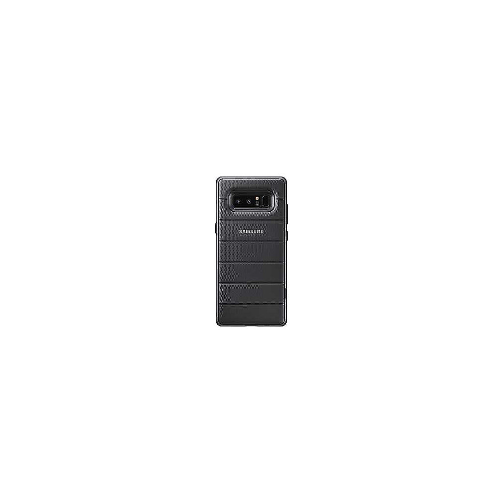 Samsung EF-ZN950 Clear View Standing Cover für Galaxy Note 8, schwarz