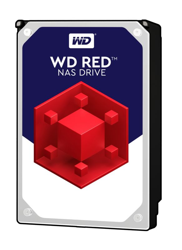 WD Red 2er Set WD60EFRX - 6TB 5400rpm 64MB 3.5zoll SATA600