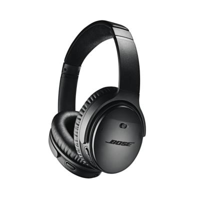 BOSE Quietcomfort 35 QC35II Over Ear Schwarz Noise Cancelling Wireless Kopfhörer
