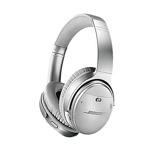 BOSE Quietcomfort 35 QC35II Over Ear weiß Noise Cancelling Wireless Kopfhörer