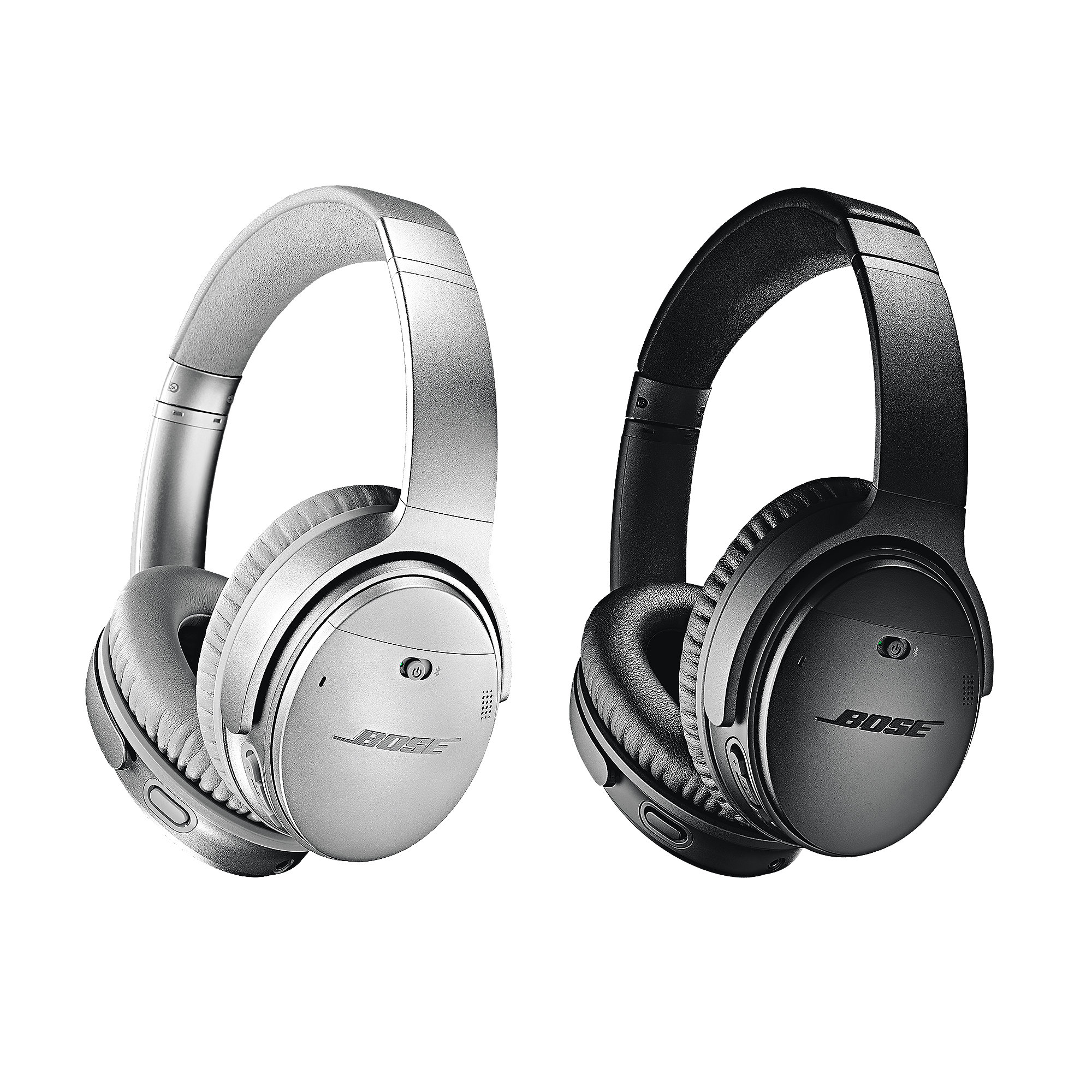 bose quietcomfort 35 qc35ii over ear silber noise. Black Bedroom Furniture Sets. Home Design Ideas