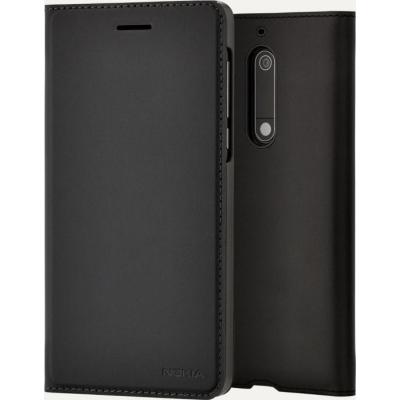 Nokia  CP-302 Flip Case für  5, schwarz | 6438409002617