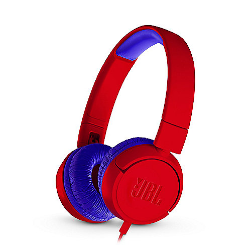 JBL JR300 – On Ear-Kopfhörer für Kinder rot | 6925281928574