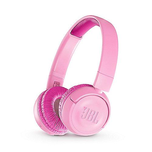 JBL JR300BT – On Ear-Bluetooth Kopfhörer für Kinder pink | 6925281928598