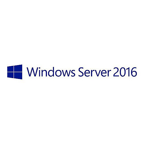 Microsoft Windows Server 2016 Standard Lizenz, 2 Kerne - Open-NL GOV