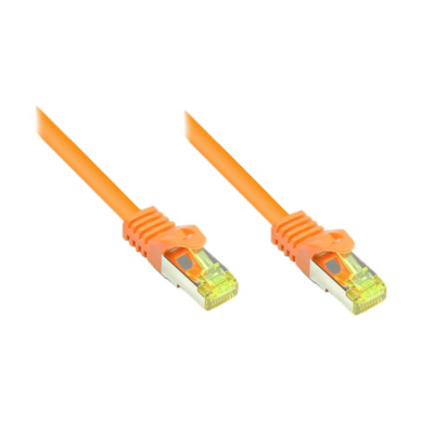 Good Connections  1,5m RNS Patchkabel CAT7 S/FTP PiMF halogenfrei orange | 4014619774258