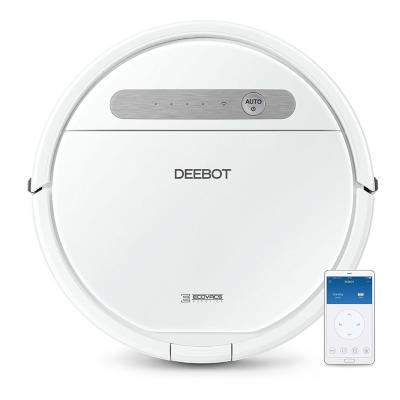 Ecovacs  Robotics Deebot OZMO 610 Staubsauger-Roboter weiß | 6943757610761