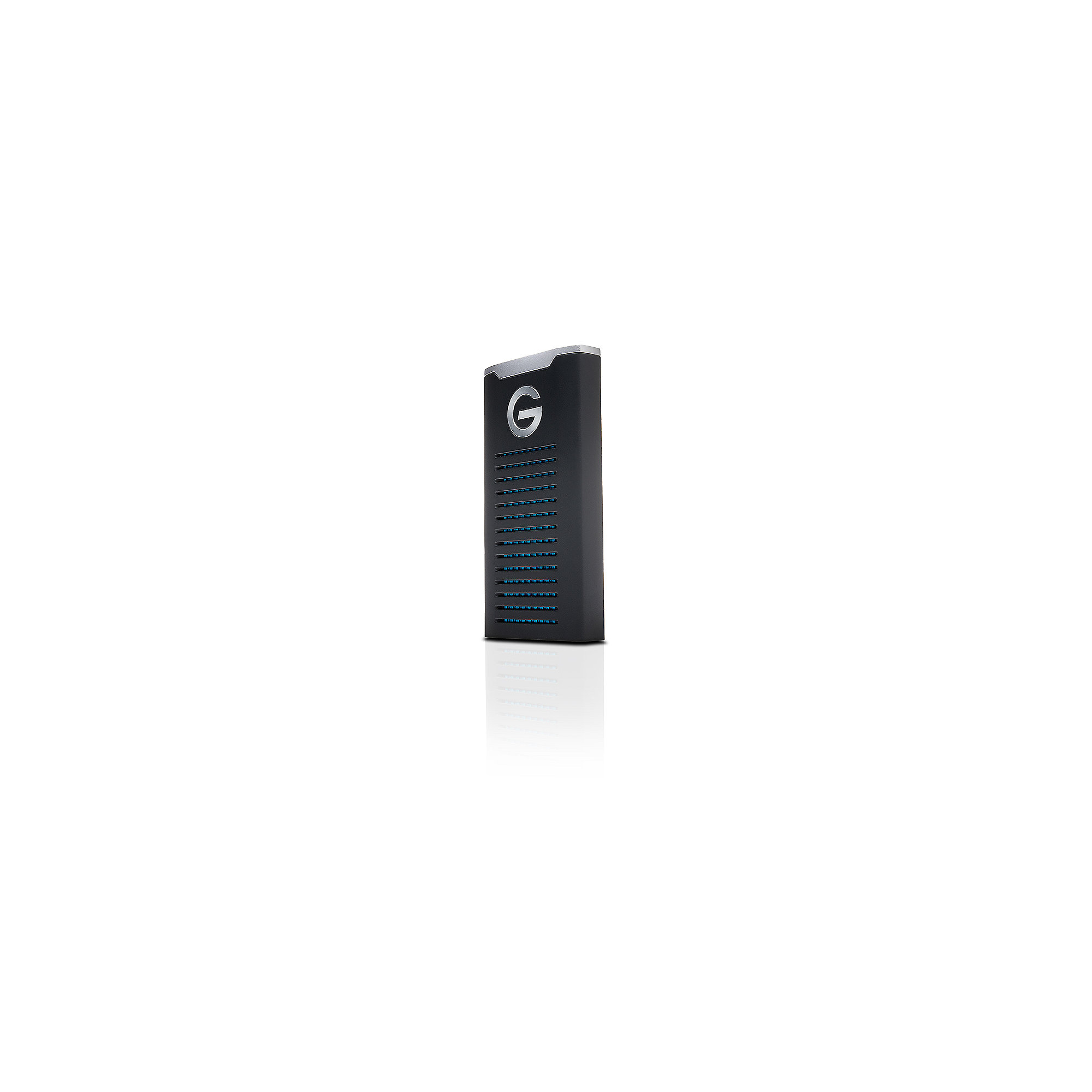 G-Technology G-DRIVE mobile SSD R-Series 500GB USB 3.1, schwarz