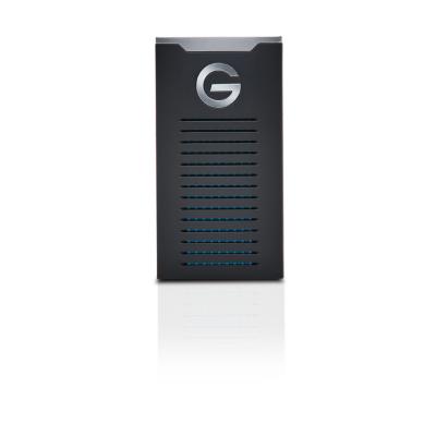 G-Technology  G-DRIVE mobile SSD R-Series 500GB USB 3.1, schwarz | 0705487206142