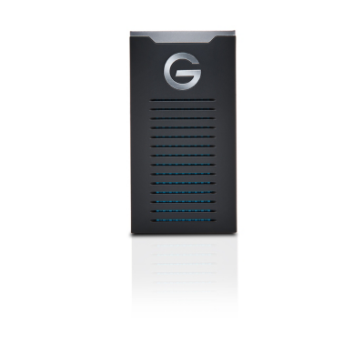 G-Technology  G-DRIVE mobile SSD R-Series 2TB USB 3.1, schwarz | 0705487206166