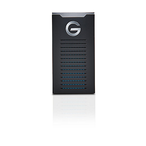 G-Technology G-DRIVE mobile SSD R-Series 2TB USB 3.1, schwarz