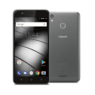 Gigaset  GS270 Plus Dual-SIM grau 32 GB Android 7.0 Smartphone | 4250366851921