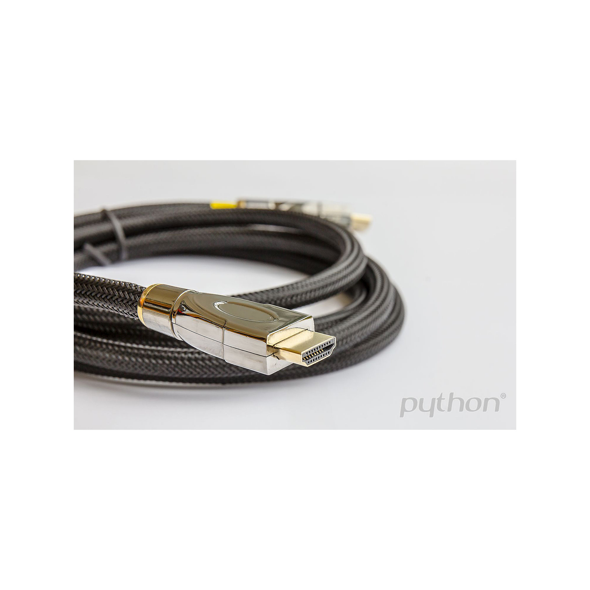 Good Connections HDMI Kabel Ethernet vergoldete Stecker 4K*2K OFC schwarz 0,5m
