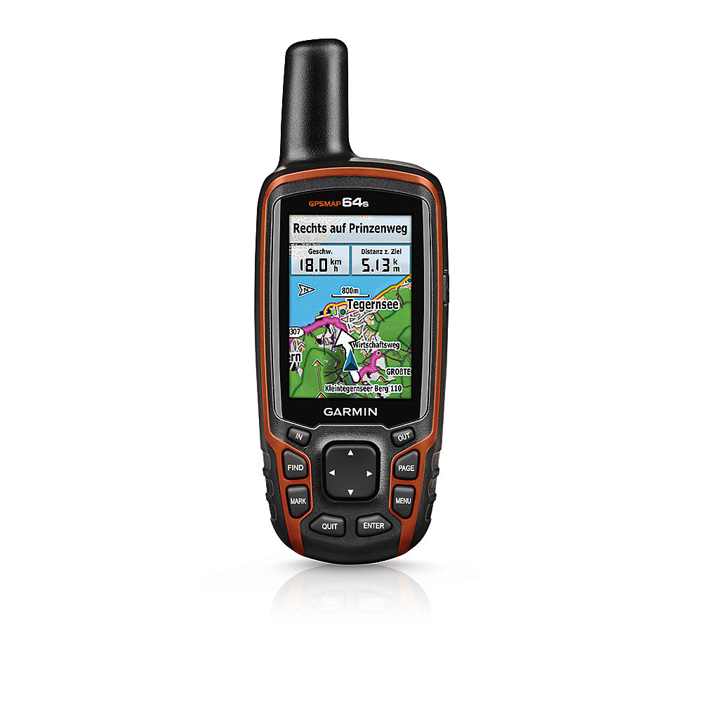 Garmin GPSMap 64 Outdoor Navi GPS/Glonass Bluetooth