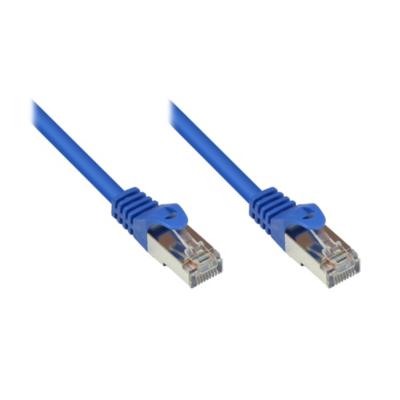 Good Connections  25m RNS Patchkabel CAT5E SF/UTP PVC blau   4014619718108