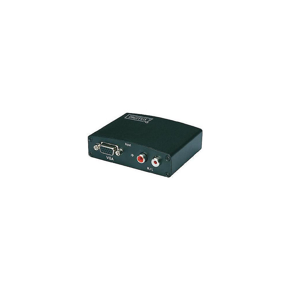 Digitus DS-40130 Video Konverter VGA/HDMI