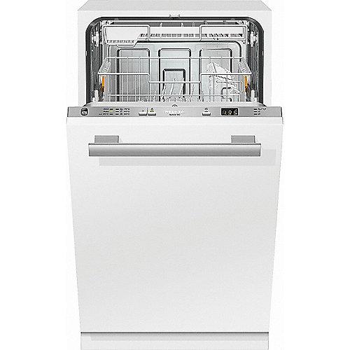 Miele G 4680 SCVi Geschirrspüler vollintegrierbar A 45cm Edelstahl