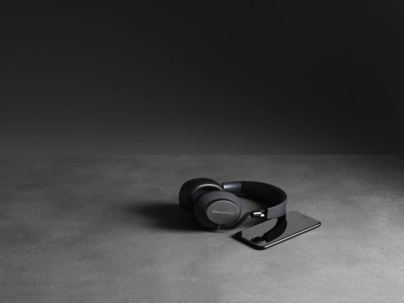 Bowers & Wilkins PX Wireless Headphones grau