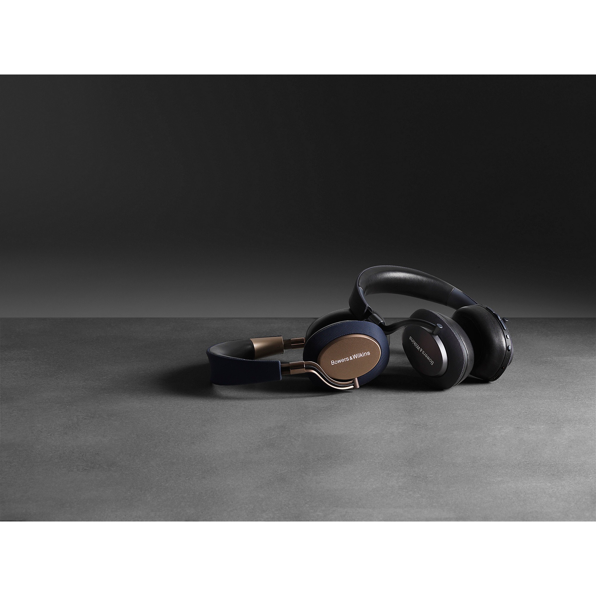 Bowers & Wilkins PX Wireless Headphones gold