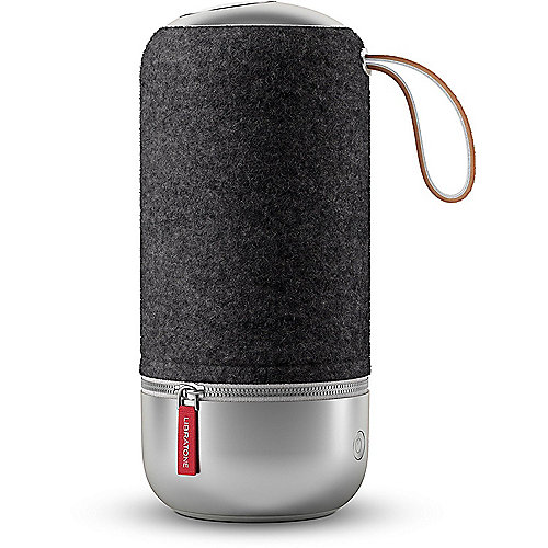 Libratone ZIPP Mini Copenhagen Wireless Lautsprecher BT Multiroom - hellgrau