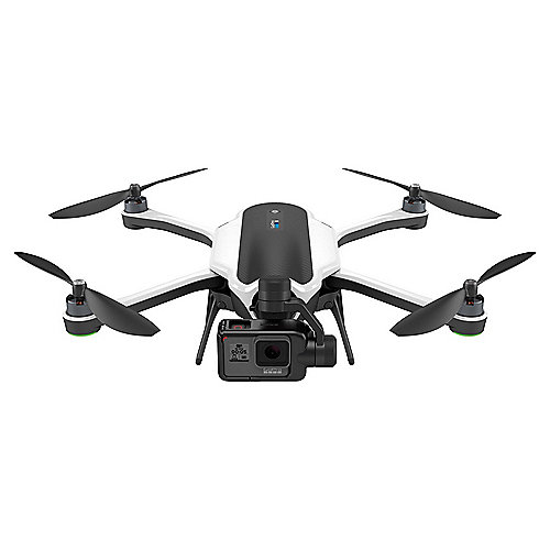 GoPro Karma Drohne Copter Kit mit HERO6 Black, Frame und Grip
