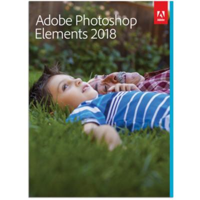 Adobe  Photoshop Elements 2018 Minibox GER | 5051254642893
