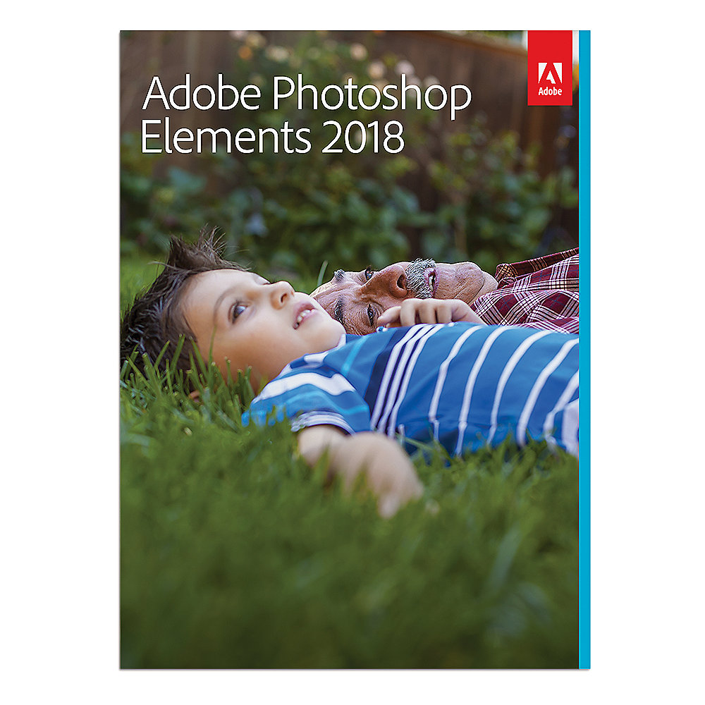 Adobe Photoshop Elements 2018 Minibox CZE, český