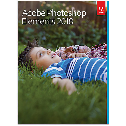 Adobe Photoshop Elements 2018 Upgrade Minibox GER