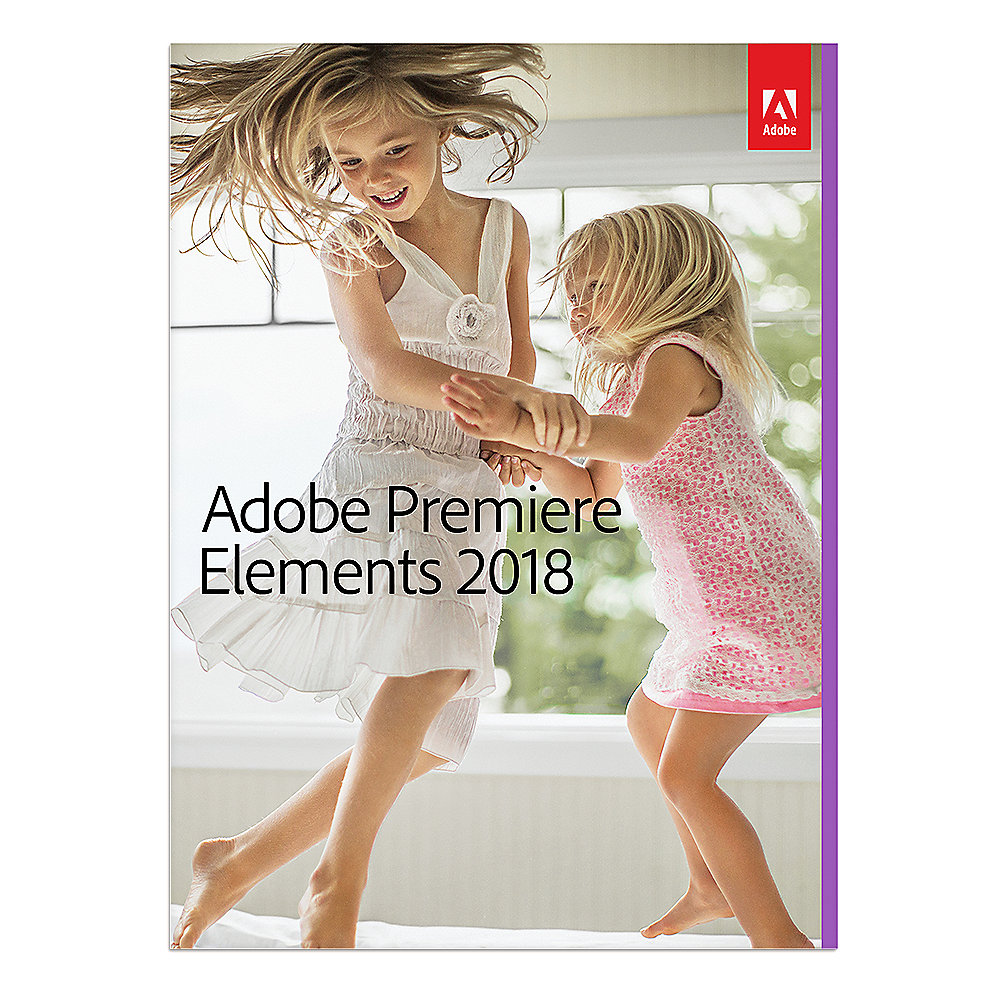 Adobe Premiere Elements 2018 MiniBox FRA, français