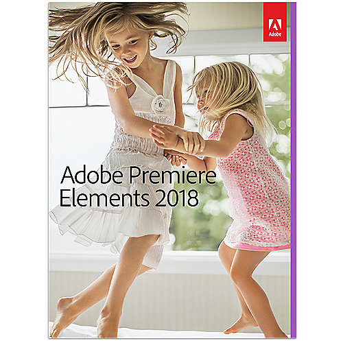 Adobe Premiere Elements 2018 Upgrade MiniBox ENG, english