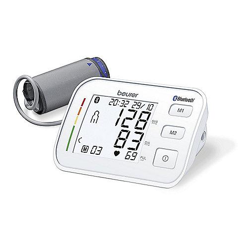 BM 57 Oberarm-Blutdruckmessgerät weiß   4211125658229