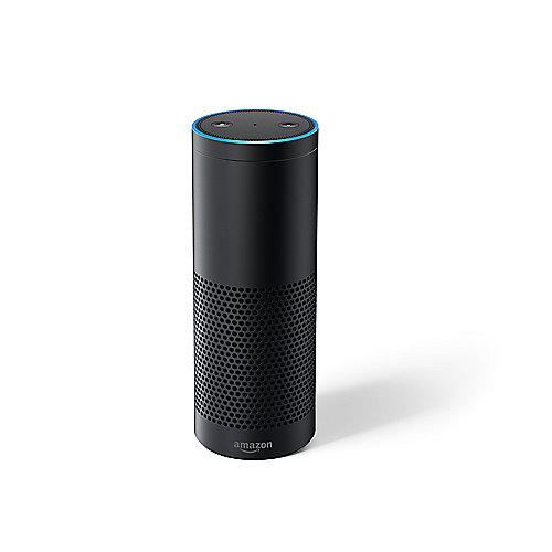 Echo Plus – Mit integriertem Smart Home-Hub (schwarz) | 0841667120416