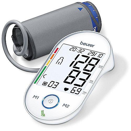 BM 55 Oberarm-Blutdruckmessgerät weiß   4211125658076