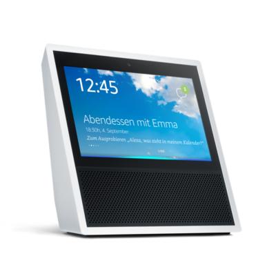 Amazon  Echo Show Smart Home Sprachsteuerung weiß | 0841667109046